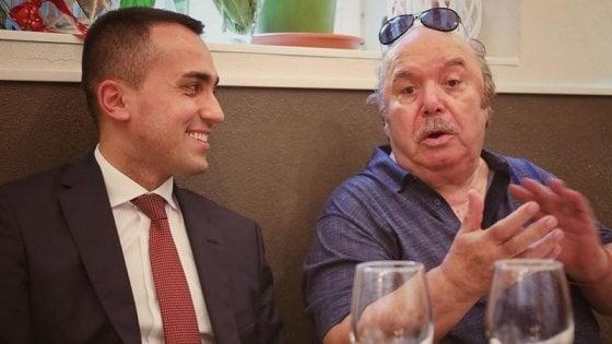 Dopo Calà, un altro fan di Di Maio: Lino Banfi a pranzo con il vicepremier