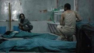 """""""Caina"""", la trova-cadaveri degli immigrati spietata e senza redenzione"""