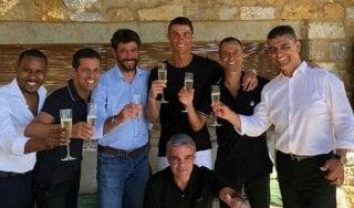 Juventus, ufficiale: Cristiano Ronaldo è bianconero