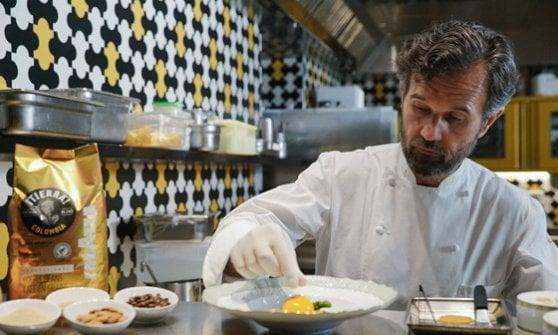 Roger Federer come esperienza gastronomica: Cracco e Knam a Wimbledon
