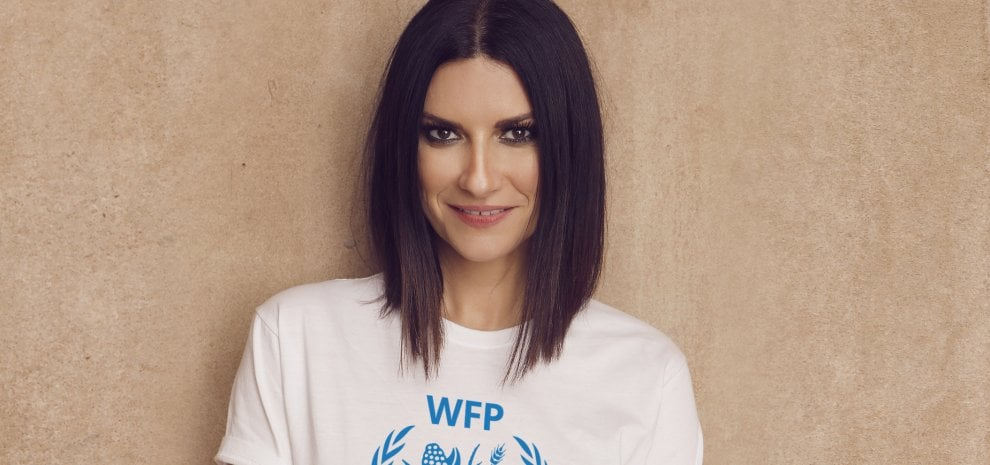 Laura Pausini nominata Ambasciatrice del World Food Programme