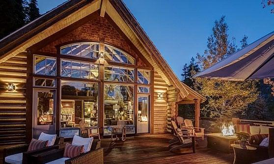 Affordable anche nel ranch vicino a casa with case stile for Case stile americano interni