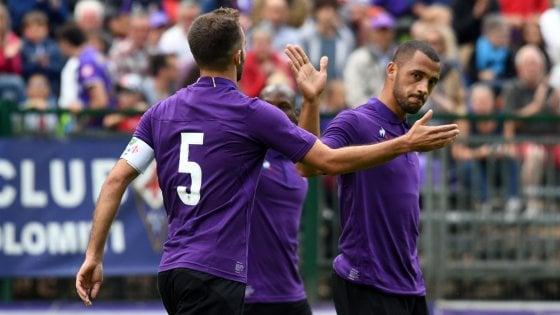 """Fiorentina, Pioli: """"Mancano giocatori, ma gruppo c'è"""". Tra Pjaca e Pasalic rispunta il sogno Berardi"""