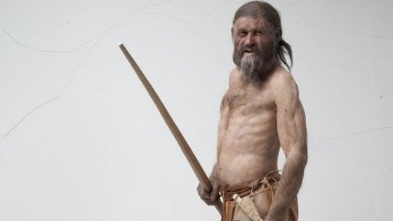 L'ultima (grassa) cena di Ötzi