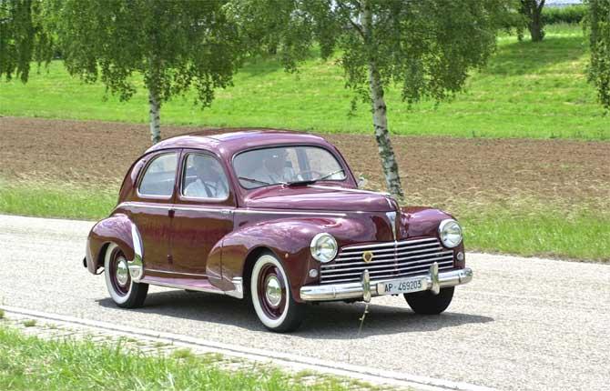 Peugeot 203, il rilancio del marchio