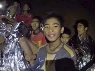 La storia dei ragazzi tailandesi intrappolati nella grotta sarà un film, anzi due