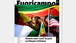 """Arriva """"Fuoricampo"""": il meglio della stampa europea in un nuovo inserto"""