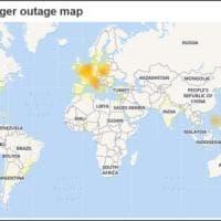 Facebook messenger: la app non funziona a molti in Italia e nel mondo