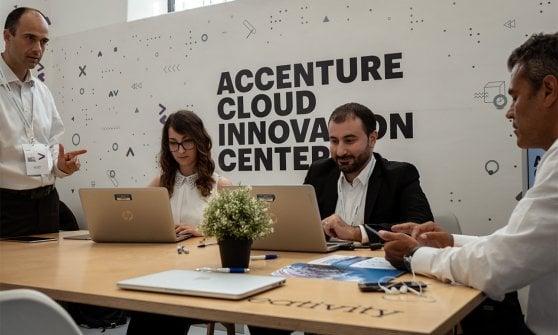 Roma, Accenture punta sul cloud