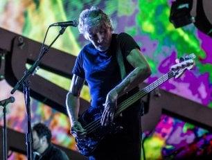 Roger Waters, sul palco di Lucca le inquietudini civili e le vibrazioni leggendarie