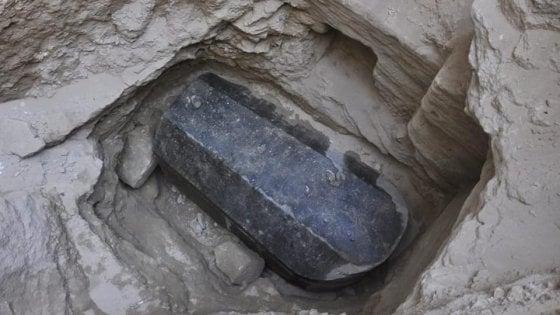 Egitto, il mistero del sarcofago che gli archeologi si preparano ad aprire