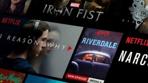 Netflix: delude crescita abbonati