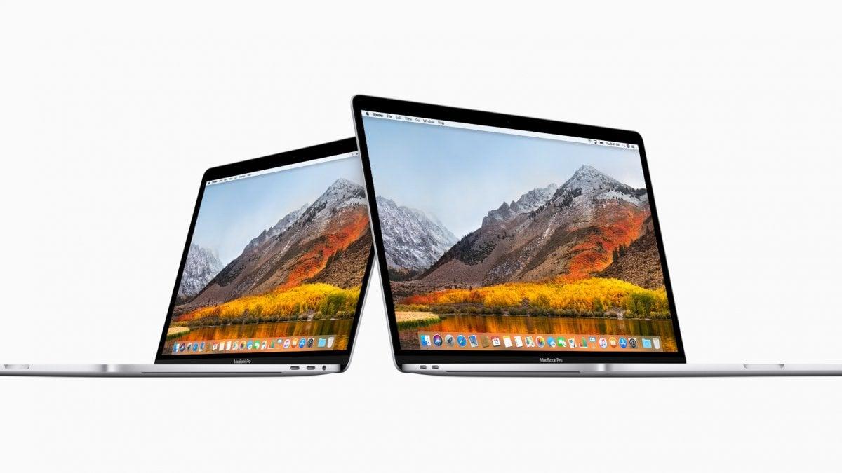 APPLEha aggiornato il MacBook Pro introducendo nuovi modelli con Touch
