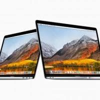 Apple, ecco i nuovi MacBook Pro