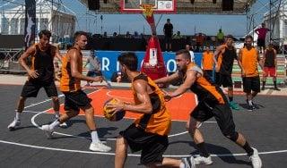 Basket 3x3, il primo challenger italiano a Lignano Sabbiadoro
