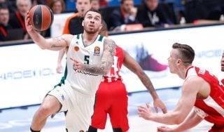 Basket, mercato: Milano prende anche Mike James dal Panathinaikos. Varese, colpo Scrubb