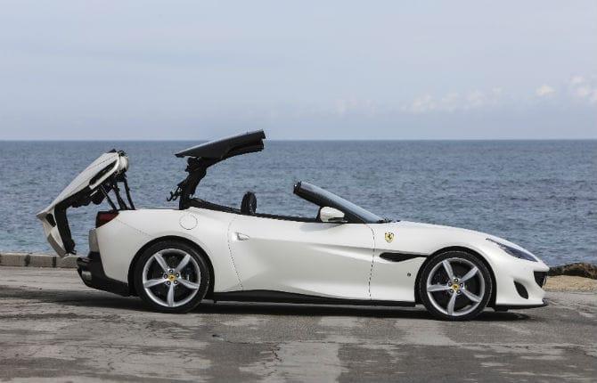 "Design, Ferrari Portofino è la ""Best of the Best"""