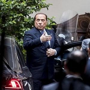 """Forza Italia, Berlusconi: """"Azione di governo confusa e contraddittoria, 5Stelle schiavi di ideologia di sinistra"""""""