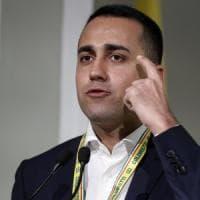 """Dl dignità, Di Maio: """"8mila posti in meno? Lobby contro il decreto, relazione manomessa""""...."""