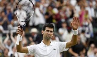 Tennis, Wimbledon: Djokovic batte Nadal e vola in finale. Titolo alla Kerber: Serena Williams ko