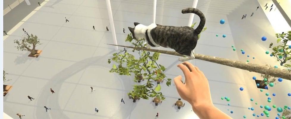 La realtà virtuale per guarire dalle vertigini