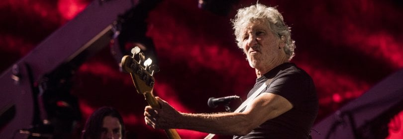 Lo show totale di Roger Waters al Circo Massimo: musica, immagini e politica  · video
