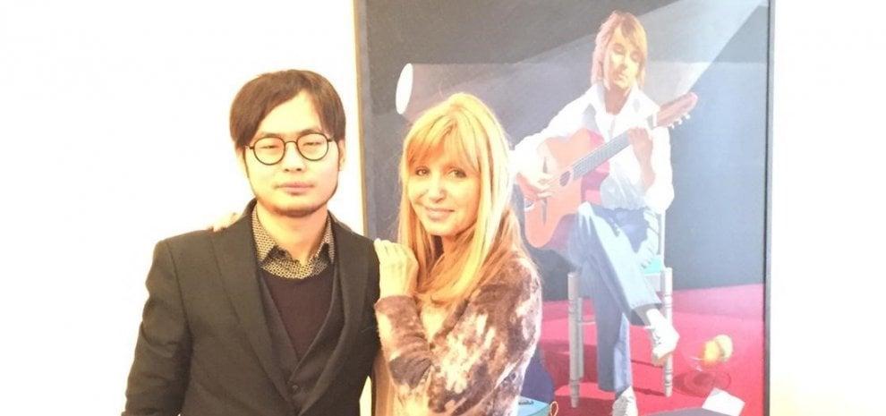 """Zhang Changxiao, in arte Sean White: """"Grazie a De André porto la musica italiana in Cina"""""""