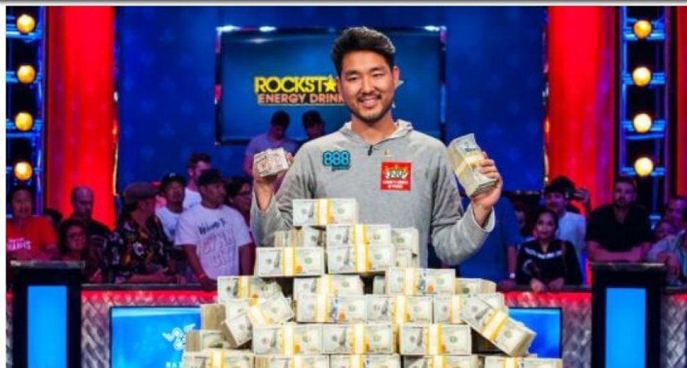 World Series of Poker, John Cynn è il nuovo campione del mondo
