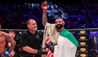 Kickboxing, lo show di Bellator riempie il Foro Italico