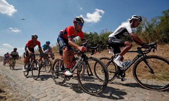 Tour de France, Degenkolb vince a Roubaix. E Nibali supera l'esame del pavé