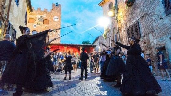 A Cortona, un festival dove regna la parola
