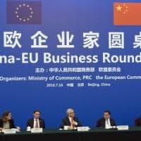 Trump avvicina Europa e Cina, ma le intese rischiano di essere troppo blande