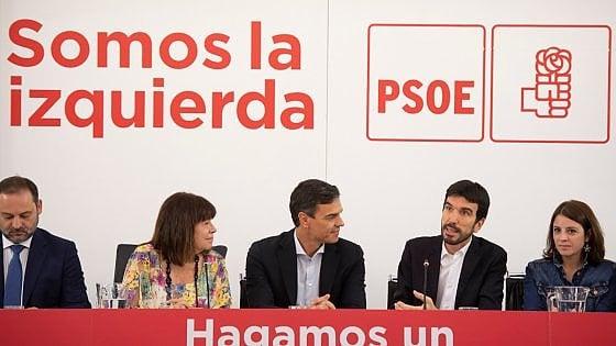 Pd, Martina vede Sanchez. Parte il progetto di un fronte progressista per battere i nazionalisti alle europee
