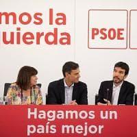 Pd, Martina vede Sanchez. Parte il progetto di un fronte progressista per battere i...