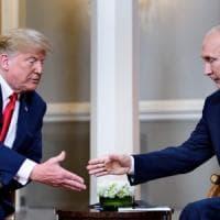 """Trump-Putin, il Russiagate piomba nel faccia a faccia. """"Ma ora apriremo una nuova fase di..."""
