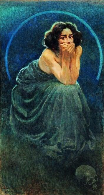 Esoterismo e magia nell'arte fin de siècle: demoni, streghe e iniziati in una mostra a Rovigo