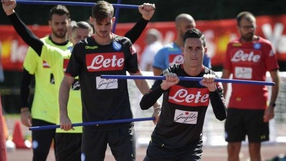 Napoli, De Laurentiis: ''Ronaldo? Potevo dire sì ma era un'operazione troppo complessa''