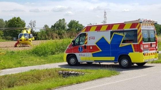 Incidente sul lavoro in Friuli, operaio muore schiacciato da
