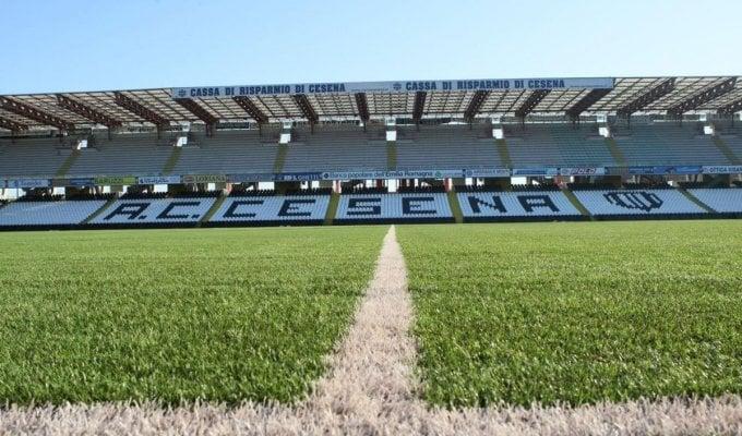 Serie B, il Cesena rinuncia al ricorso: ripartirà dalla D