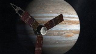 C'è un nuovo vulcano su Io,una luna del gigante Giove