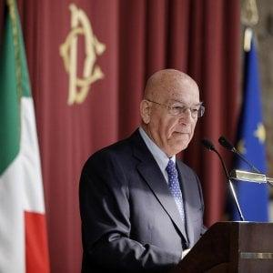 Antonello Soro, presidente del Garante privacy
