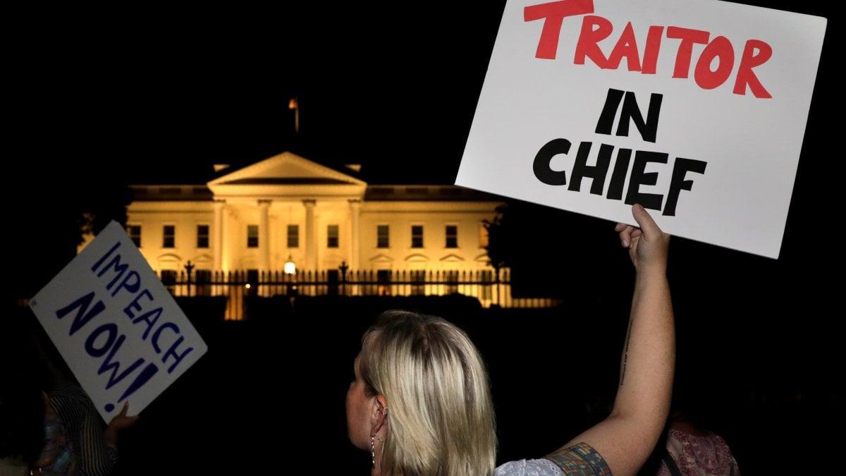 """""""Vergogna"""", """"poco meno di un tradimento"""", """"scandaloso"""". L'America reagisce con"""