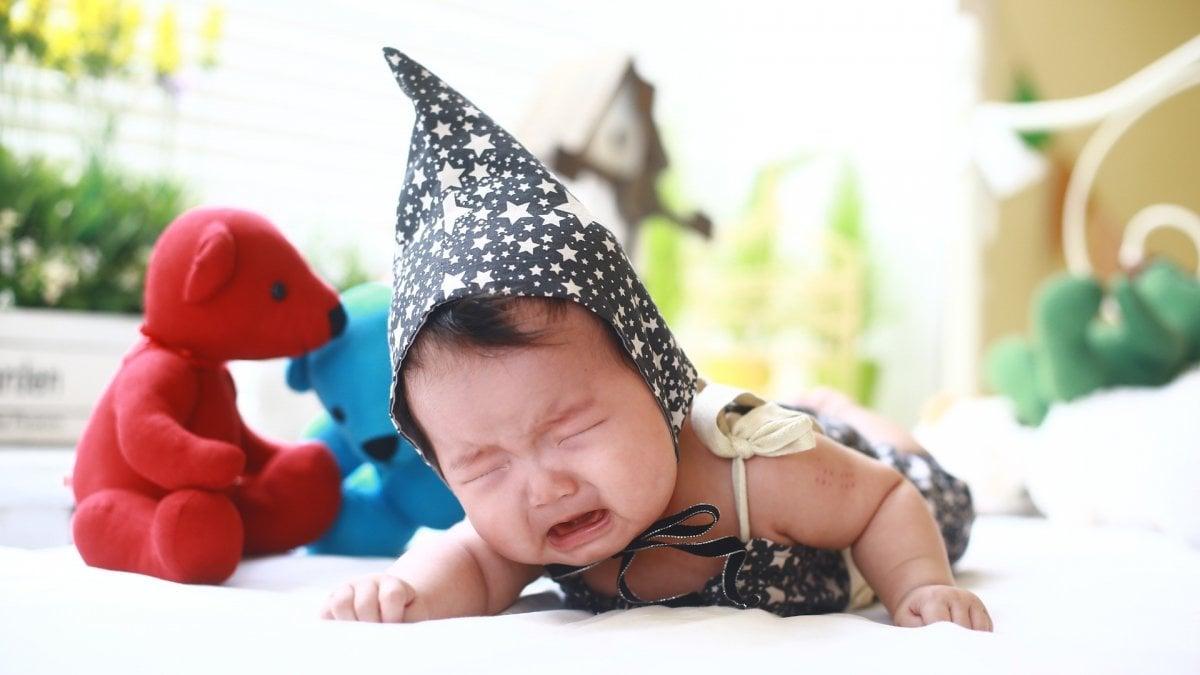 ASCOLTATE con attenzione il pianto del vostro bimbo di 4