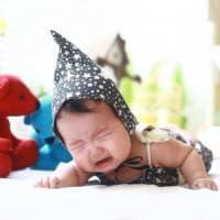 Il pianto di un bimbo di 4 mesi ci fa capire che voce avrà da grande