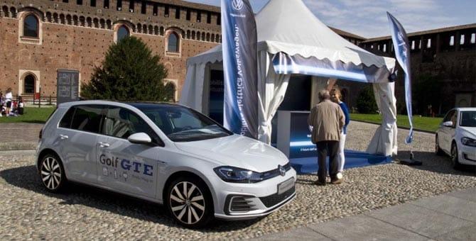 500 auto elettriche attese a Milano per il raduno più silenzioso d'Italia