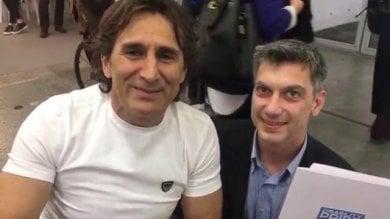 """Zanardi, appello per il Disability Day: """"Venite in piazza, facciamo qualcosa"""""""