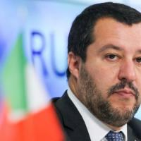 """Salvini, è polemica sugli incontri politici a Mosca: """"Con lui anche l'ideologo Savoini. A..."""