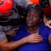 Josephine, l'unica sopravvissuta al naufragio libico: è rimasta 48 ore in acqua attaccata...