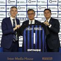 Crédit Agricole al fianco dell'Inter dopo l'asse fortunato con Les Bleus