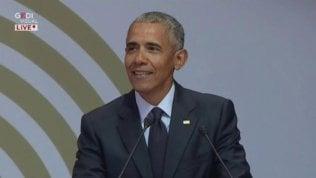 L'ironia di Obama: 'Non tutti sembrano Galli, ma sono francesi'